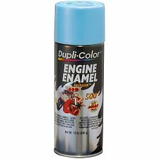 Duplicolor DE1616 Pontiac Blue Metallic Motor Engine Spray Paint Aerosol 12oz.