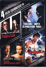 SYLVESTER STALLONE  TANGO AND CASH THE SPECIALIST OVER THE TOP DEMOLITION MAN R1