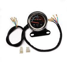 Universal 12V  Digital Odometer Speedometer Gear Indicator For ATV QUAD GO KART
