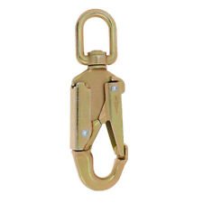 Safety Locking Swivel Snap Hook Climbing Caving Fall Protection Accessories
