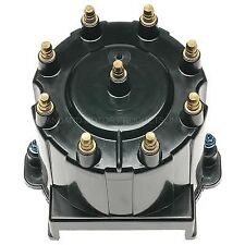 Distributor Cap Standard DR-468 With Brass Contacts (Black)