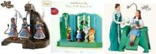 Lot of 3 Wizard Oz Hallmark To Rescue Emerald City Who Rang That Bell 2010 2008