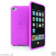 Cygnett FlexiGel TPU Case For iPod Touch 4G - Pink NEW