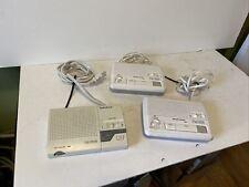 Radio Shack Wireless Home Intercom System 43-219 3 Stations Plug n' Talk FM 3 -4