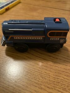 Learning Curve Pennsylvania Railroad #6100 Torpedo Diecast (1998) Used Near MINT