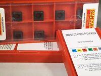 1 BOX OF 10 INSERTS - 880 05 03 W08H-P-LM 4324 SANDVIK