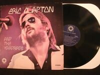 ERIC CLAPTON - And The Yardbirds (Live) - 1972 Vinyl 12'' Lp./ VG+/ Prog Rock