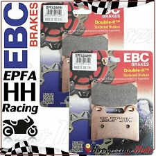 PASTIGLIE FRENO ANTERIORE RACING EBC EPFA244HH APRILIA TUONO R 1000 2003-2009