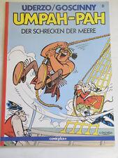 Umpah-pah 3 terror de los mares Uderzo Goscinny cómic plus 1. tirada Sun 4