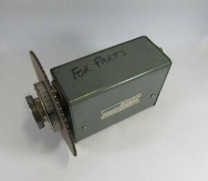 Gemco 1980106LSPX Rotating Cam Light Switch *For Parts Only* ! AS IS !