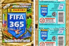 "RARE ! packet tüte PANINI Pochette /""ARGENTINA FUTBOL 2015/"" bustina"