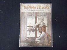 1910 JUNE THE MODERN PRISCILLA MAGAZINE - ILLUSRATIONS, STORIES & ADS - ST 3967