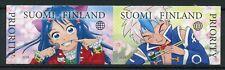 Finland 2019 MNH Japanese Influences 2v S/A Set Cartoons Manga Comics Stamps