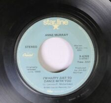 Country 45 Anne Murray - I'M Happy Just To Dance With You / Could I Have This Da