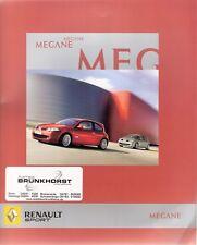 Prospetto/brochure RENAULT SPORT MEGANE 09/2006