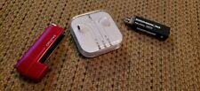 Creative Labs Nomad MuVo Dap-Td0001 128 Mb Usb Mp3 Player Red Extras!