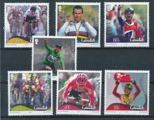 [315640] Isle of Man 2012 Cycling good set of stamps very fine MNH
