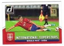 2015 Donruss Soccer International Superstars #80 Nemanja Matic Serbia