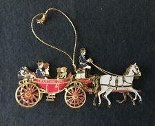 2001 White House Historical Association Christmas Ornament, With Original Box