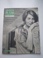 PRIMER PLANO Diciembre 1962 Spanish FILM MAG Eleonora Rossi MARISA SOLINAS Elvis