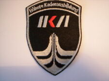Schweizer Armee  Höhere Kaderausbildung  ca 9 x7 cm
