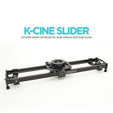 """Konova Slider K Cine 120cm(47.2"""") Professional Cinema Camera Film Produce"""