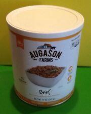 Augason Farms Beef Flavored Vegetarian Food Storage Emergency Survival Prepper