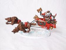 Warhammer40k Space Marine Wolves Logan Grimnar Stormrider-Christmas-Pizzazz