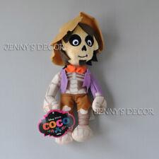 "Disney Pixar Movie CoCo Plush Stuffed Toys 9"" Héctor Hector Soft Doll Original"
