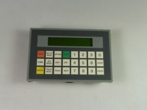 Maple Systems OIT-3165-A00 LCD Panel 2X20 Operator Interface 30 VDC ! WOW !