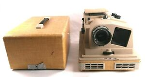 Vintage Automatic Slide Projector Mode P-888 Revere Camera Untested No power Cab