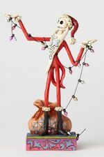 Disney Traditions The Nightmare Before Christmas Santa Jack Statue New