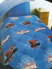 Trapunta Singola Spiderman Disney cameretta bimbo 170x270 cm.A314