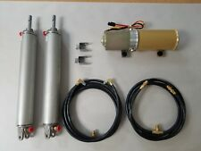 1953 1954 Chevrolet Convertible Hydraulic System in 12 V, Cylinders Pump Hoses