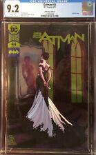 Batman #44 CGC 9.2 DC Boutique Edition Gold Foil Cover