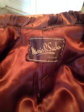 Morris B Sachs Small Mink Coat