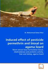 Induced effect of pesticide permethrin and bios, Khan, Zaheer,,