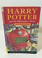 Harry Potter And The Philosophers Stone Book 1st Edition 61st Print