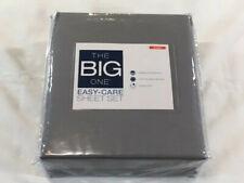 The Big One Queen Sheet Set - Gray