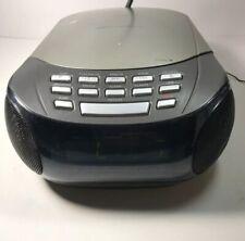 Emerson CD/Radio/Alarm Model #CKD902