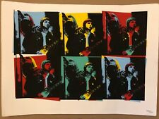 "Oasis - Familiar To Millions - Very rare 18"" x 13"" numbered print (ONLY 300!)"