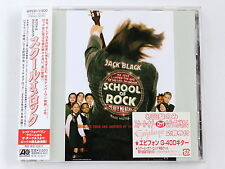 School Of Rock Soundtrack Wpcr-11830 Japan Cd w/Obi 328az58