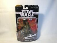 STAR WARS THE SAGA COLLECTION POGGLE THE LESSER  FIGURE  #018