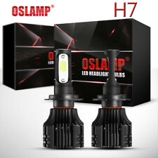 CREE COB H7 LED Headlight Car Light Bulb Kit 1000W 150000LM White 6000K Low Beam