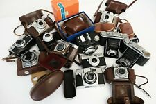 analoge AGFA Kamera Konvolut - camera LOT  - 9 KG for testing