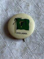 "Vintage Sweet Caporal Cigarettes Ireland 7/8 "" Pinback Button N 68"