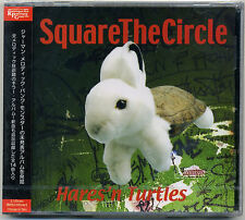 Square The Circle - Hares 'N Turtles CD JAPAN PRESS Noise Annoys Torpedo Moskau