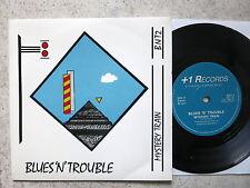 """Blues 'N' Trouble – Mystery Train / C.T.    7""""   single"""