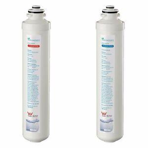 Aquaport M Series Replacement Cartridge Pack - Carbon Filter (AQP-RFMC) + Sed...