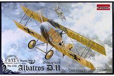 RODEN 018 1/72 Oeffag s.53 Albatros D.II World War I